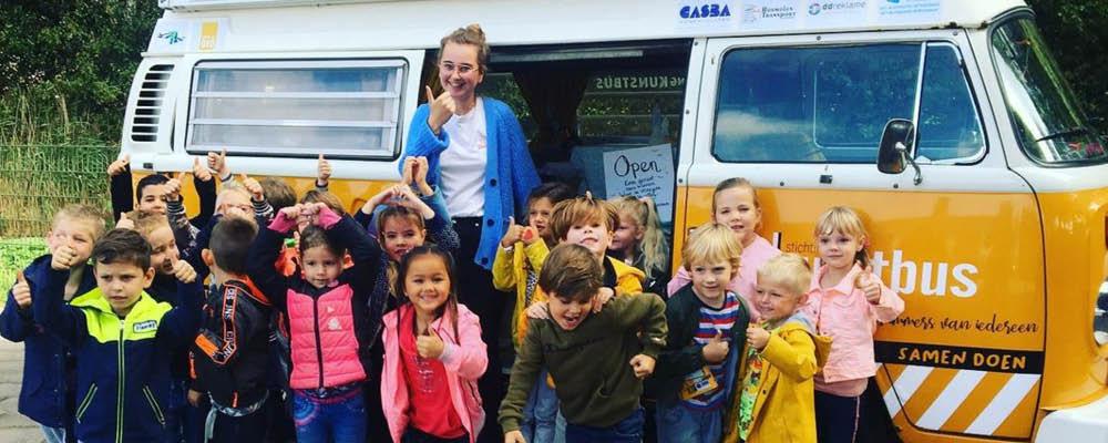 Stichting Kunstbus voor scholen en BSO